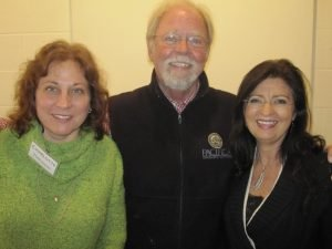Heather with Charlotte Tomlinson and Depth Psychologist, professor and author, Dr. Dennis Slattery, Pacifica Institute, Santa Barbara, CA.