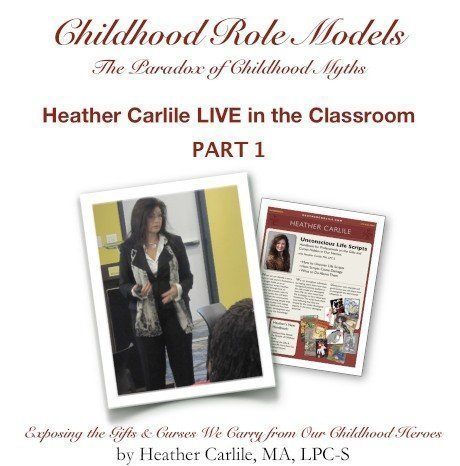 Heather Carlile LIVE in the Classroom Part I