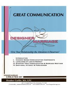 Couples Communication