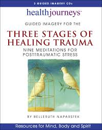 Three Stages of Healing Trauma - Audio CD